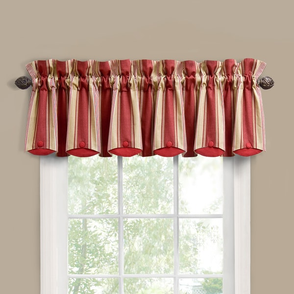 Yacht Club Window Valance