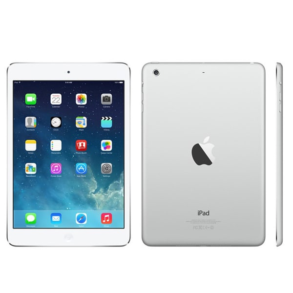 Apple iPad Mini 64GB Silver/ White Wi-Fi Only