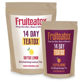 Skinny Fruiteatox 14-day Weight-Loss Teatox Cleanse