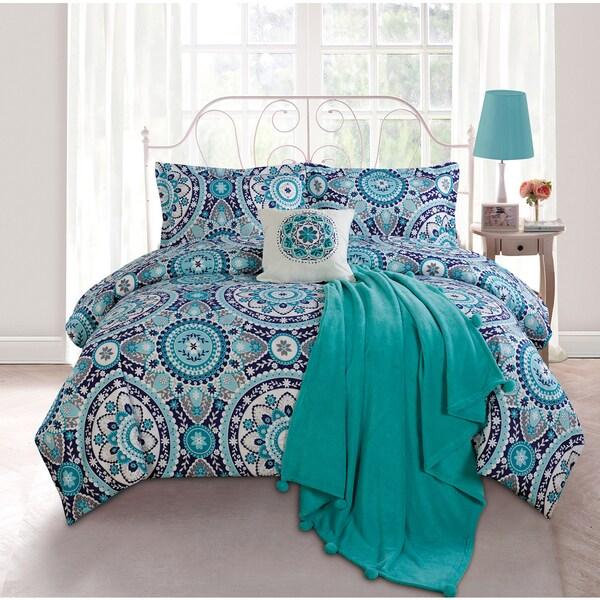 Emblem 5-Piece Comforter Set