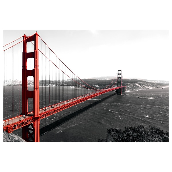 Prestige Art Studios The Span Unframed Print