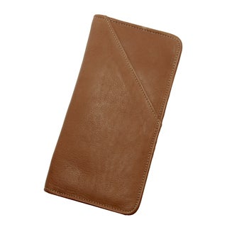 Piel Leather Executive Travel Wallet