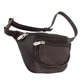 Piel Leather Travelers Waist Bag