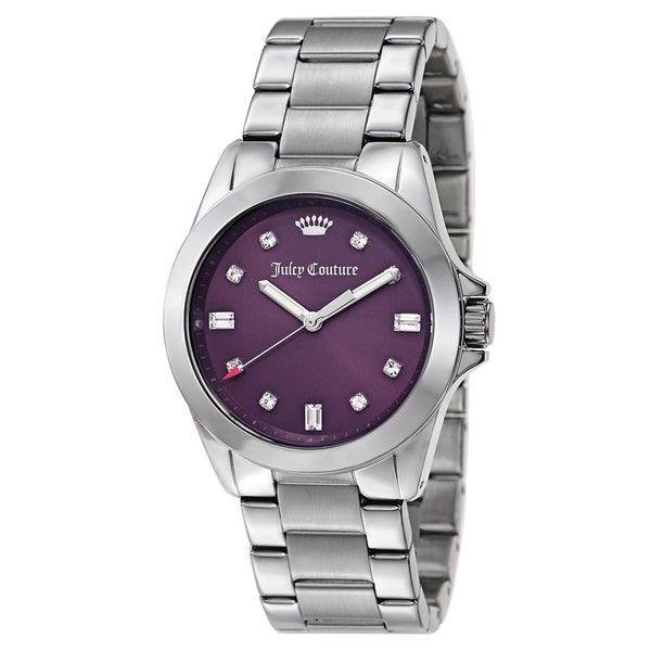 Juicy Couture Women's 1901282 Malibu Stainless Steel Watch