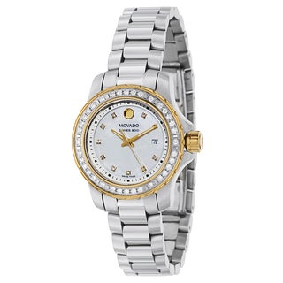 Movado Women's 2600121 Series 800 Two-tone Watch