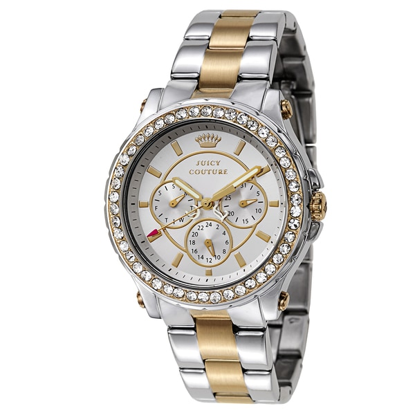 Juicy Couture Women's 1901066 Pedigree Two-tone Watch