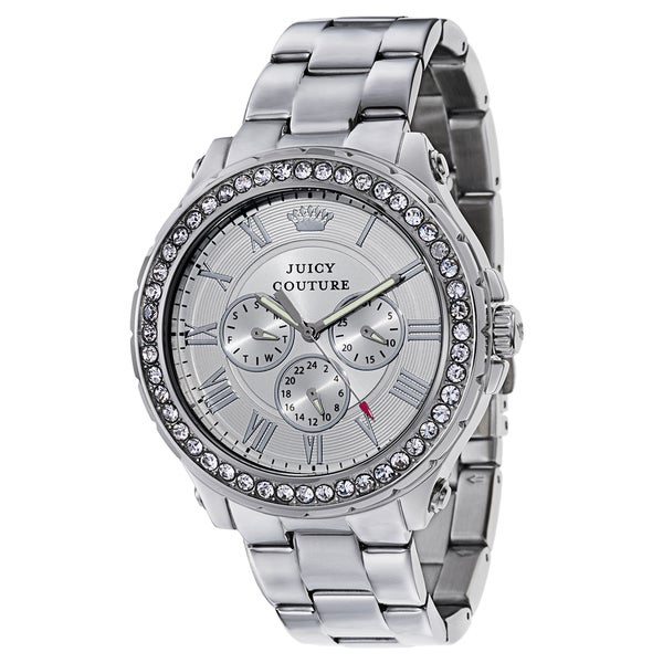 Juicy Couture Women's 1901254 Pedigree Stainless Steel Watch