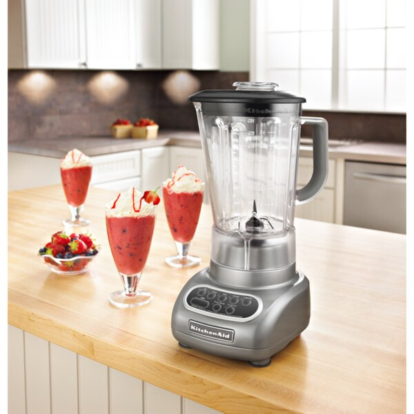 Kitchenaid Silver Blender (ksb560cu)
