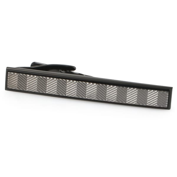 Kenneth Cole Reaction Men's Textured Metal Tie Clip