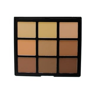 Morphe 9-Color Highlight and Contour Palette