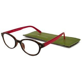 Gabriel + Simone Womens Nanette Oval Reading Glasses