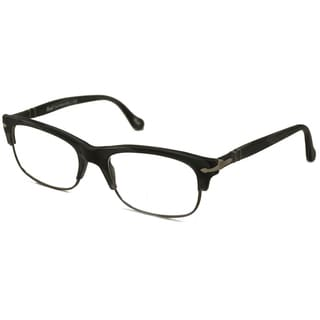Persol Mens PO3033V Rectangular Reading Glasses