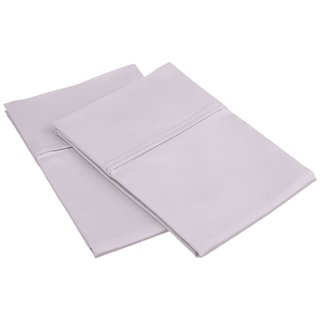 Luxor Treasures Certified Supima Cotton 450TC Pillowcases (Set of 2)