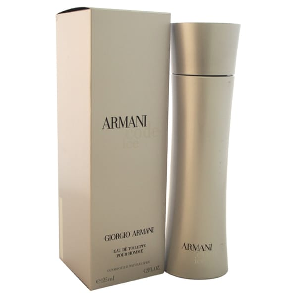 Giorgio Armani Code Ice Men's 4.2-ounce Eau de Toilette Spray