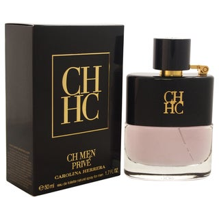 Carolina Herrera CH Men Prive Men's 1.7-ounce Eau de Toilette Spray