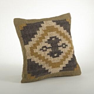 Kilim Design 20 Inch Throw Pillow