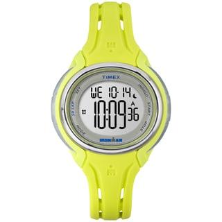 Timex Women's TW5K977009J Ironman Sleek 50 Lime Watch