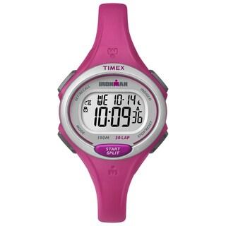 Timex Women's TW5K903009J Ironman Essential 30 Pink Watch