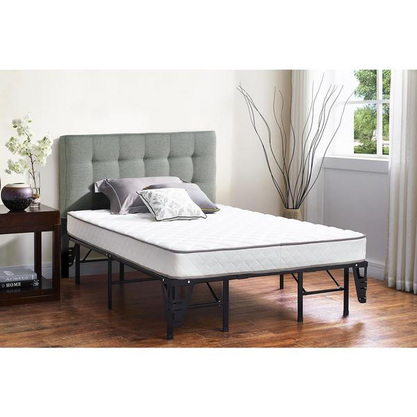 DHP Signature Sleep Adjustable Twin/Full Steel Mattress Foundation