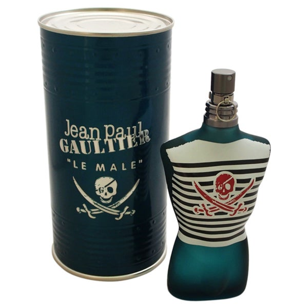 Jean Paul Gaultier Le Male Men's 4.2-ounce Eau de Toilette Spray (Collector Edition)