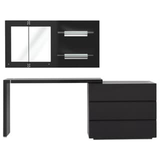 Argo Furniture Colletti 3-drawer Dresser Desk