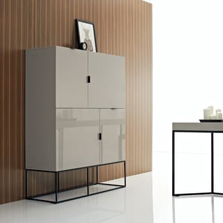 Argo Furniture Luna 59-inch Storage Cabinet