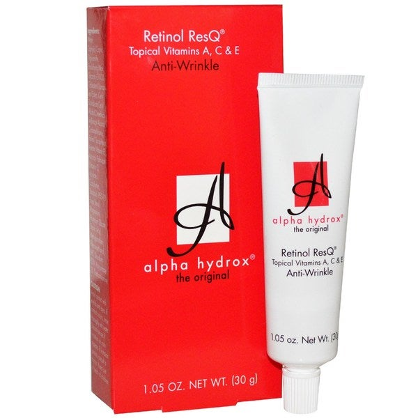 Alpha Hydrox 1.05-ounce Retinol ResQ