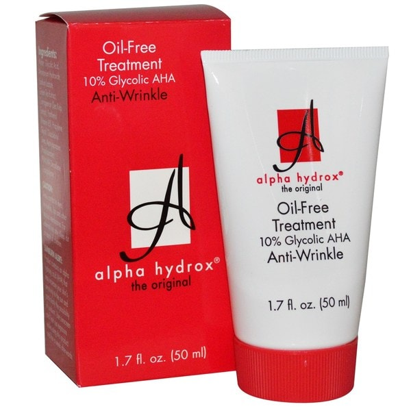 Alpha Hydrox Oil Free 1.7-ounce Treatment 10% Glycolic AHA