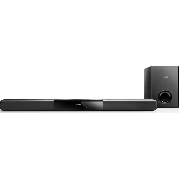 Philips HTL2151/F7 40-watt Soundbar with Passive Subwoofer (Refurbished)