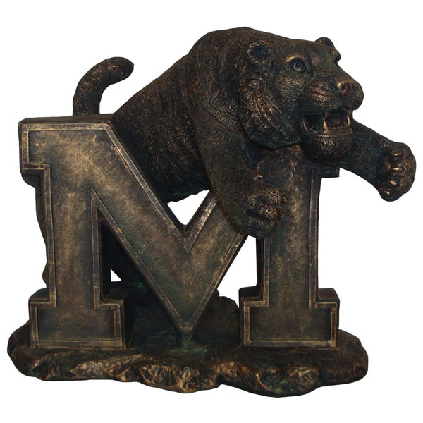 NCAA University of Memphis Garden Statue