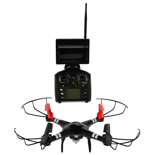WL 12-inch Drone with 5.8 GHz FPV Camera