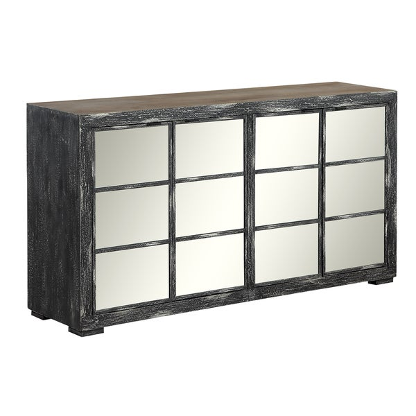 Christopher Knight Home Four Door Media Credenza 16997656