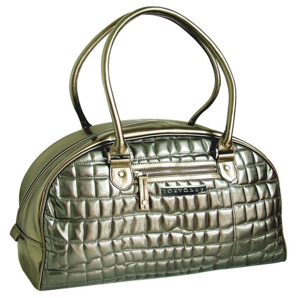Quilted Weekend Carry-on Handbag