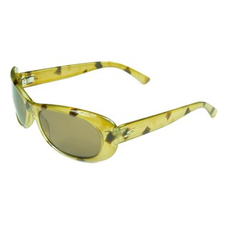Serengeti Women's 'Bella' Patterned Sunglasses