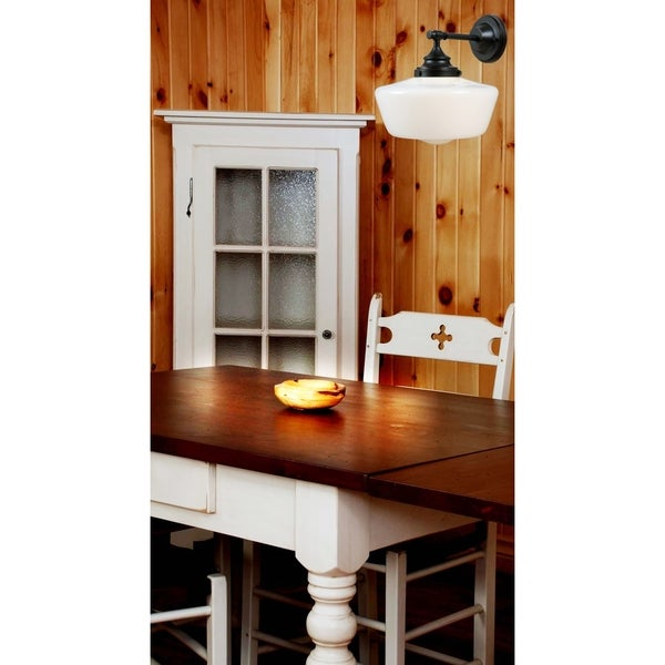 Hallow 1 Light Sconce
