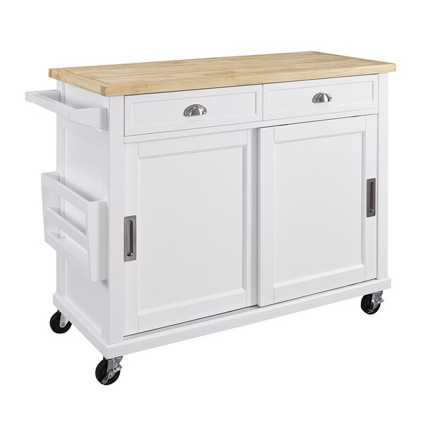 Oh Home Angel Kitchen Cart 18025794