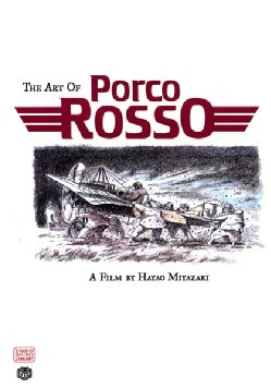 Art Of Porco Rosso (Hardcover)