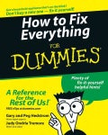 How To Fix Everything For Dummies (Paperback)