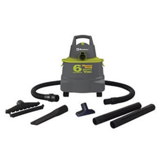 Wet/ Dry Canister Vacuum