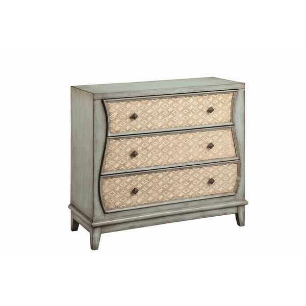 Cressida Three Drawer Accent Chest
