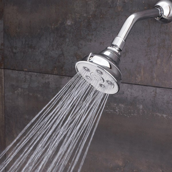 Caspian Low-Flow Shower Head