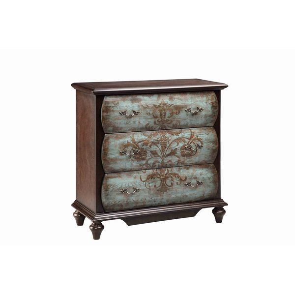 Willa Three Drawer Accent Chest