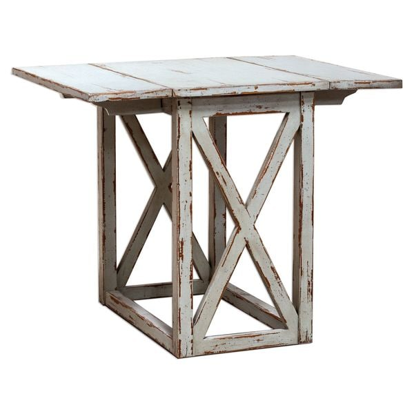 Khari Drop Leaf Table