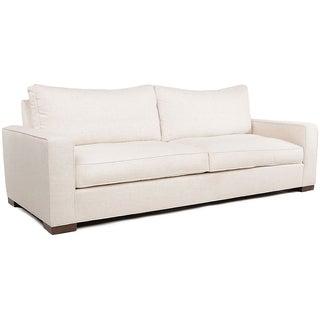 Jaxon Madrid Ivory Upholstered Sofa