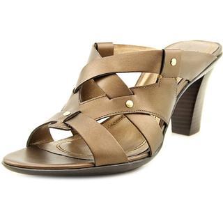 Tahari Women's 'Becca' Leather Sandals
