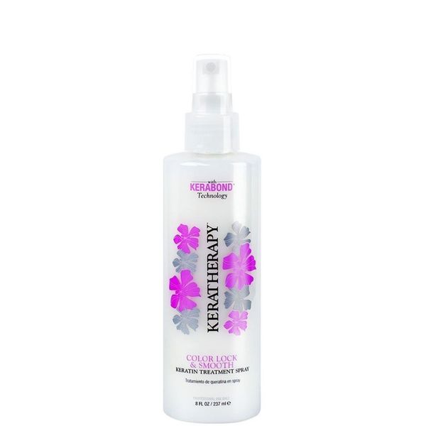 Keratherapy Color Lock & Smooth 8-ounce Keratin Treatment Spray