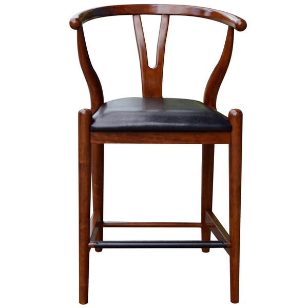 "24"" Wishbone Counter Stool"