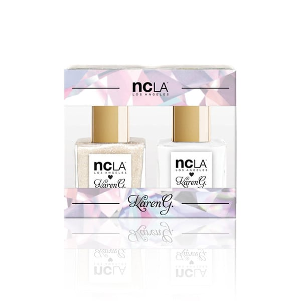 NCLA Karen G Duo Nail Polish Kit