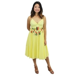 Relished Women's Beaded Sundrops Dress