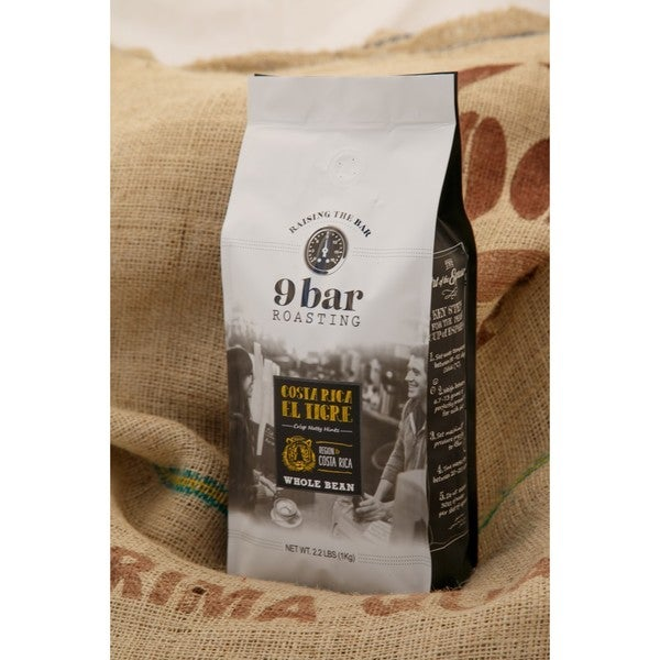 9Bar Roasting Costa Rica El Tigre Coffee